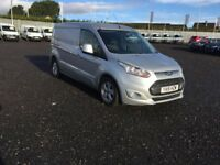 Ford Connect 1.6 CDTI 240 L2 limited. (silver) 2015