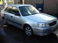 Hyundai Accent 1.5CRTD GSi DIESEL 5 DOOR NOVEMBER 2017 MOT