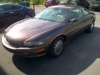 1995 Buick Riviera Supercharged (Regal-Lesabre)