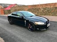 2011 Jaguar XF 5.0 Supercharged V8 XFR 4dr