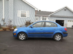 2008 Kia Rio EX Sedan NO TAX