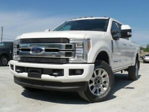 2018 Ford Super duty f-250 srw LIMITED 6.7L V8 DIESEL 708A