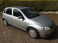Vauxhall/Opel Corsa 1.2i 16v ( a/c ) 2004MY Design