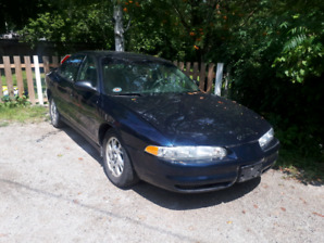 2002 oldsmobile intrigue LOW K