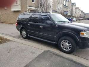 2010 Ford Expedition Max Propane