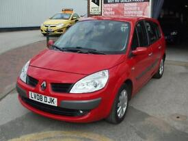 RENAULT GRAND SCENIC 1.5dCi 106 7 SEATER Dynamique S MPV RED 3 MONTHS WARRANTY
