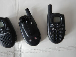Midland F-15 Walky Talkies