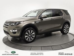 2016 Land Rover Discovery Sport HSE LUXURY   CUIR   NAVI