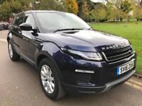 2016 Land Rover Range Rover Evoque 2.0 TD4 SE Tech 5dr Auto 5 door Estate