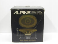 Alpine speakers for sale - new in box