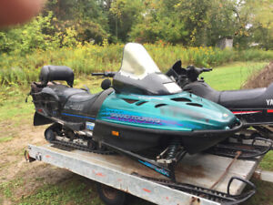 1997 Skidoo Snowmobile for sale. Barrie area