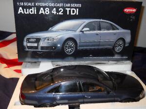 1/18 Diecast Kyosho Audi A8 4.2 TDI