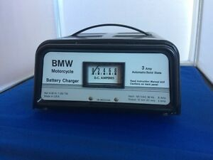 BMW Motorcycle charger