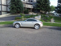 2007 Chrysler Crossfire Limited Coupe (2 door)