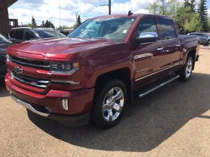 2016 CHEVROLET CREW 4X4    LTZ     Z71       LOADED