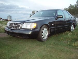 1993 Mercedes-Benz 500SEL Sedan, Lorinser kit, LOW 86k, No rust.