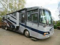 Damon Ultrasport 3873 Triple Slide Out RV For Sale