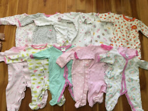 Baby Sleepers clothes