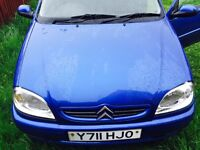 Wanted parts for Citroen saxo 1.1 normal