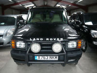 Land Rover Discovery 2.5TD5 ES Automatic - 5 Seats - 117000 Miles
