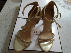 GUESS heels sandals new almost new