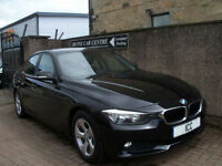 13 13 BMW 320D EFFICIENT DYNAMICS DIESEL 4DR 1 OWNER £20 TAX BLUETOOTH BMW FSH