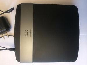 CISCO LINKSYS E2500 MULTIPLE USER N600 WIFI ROUTER