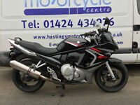 Suzuki GSX650F GSX-650F Sports Tourer / Nationwide Delivery / Finance