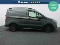 2019 Ford Transit Courier 1.5 TDCi 100ps Sport [6 Speed] Short Wheelbase L1H1 PA