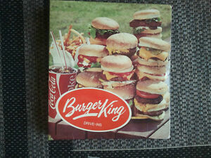 old burgerking advertising