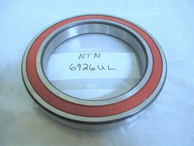 Genuine Ntn 6926lu Single Row Large Ball Bearing Brand New