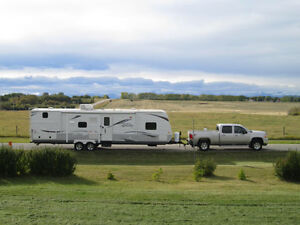 RV Looking for lake lot - within 3 hrs from Calgary