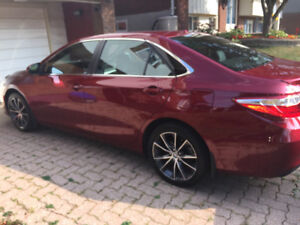 2016 Toyota Camry XSE Sedan 15 Month Leasetakeover