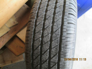 MICHELIN tire   --SIZE-P245 70R/17