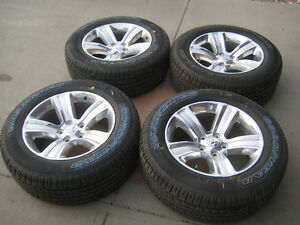 New Dodge Ram 1500 Sport Alloy Rims w/ New 275/60/20 tires