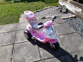 Kids electric scooter - kids electric ride on moped