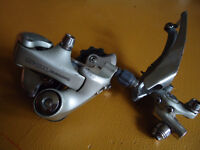complete Shimano 105 groupset