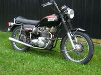 1973 Triumph Trident 750 Vintage