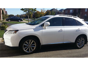 2015 Lexus RX 350 Sportdesign with Touring package