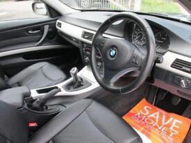 2011 11 BMW 3 SERIES 320D EFFICIENTDYNAMICS (LEATHER) 4DR DIESEL