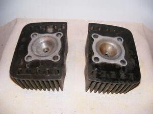 1973 - '75 RD350 Cylinder Heads