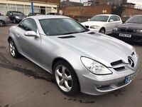 ***MERCEDES SLK 200 LOOKS AND DRIVES LIKE NEW-ONLY 47K MILES ONLY***