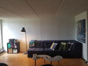 825$/Month, Apartment for Sublet - TMR/VMR , Indr Parking+Locker