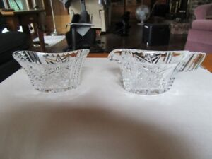 CREAM AND SUGAR SETS (3) - VINTAGE - REDUCED!!!!