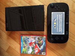 Wii U + Mario Kart 8 et autres jeux