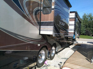 Driver training for RV owners