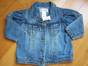 "Girls ""TCP"" Jean Jacket - 24 Mths"