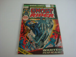Marvel comics 1970, Ghost Rider #1