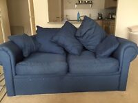 Large 2 seater sofa for sale great condition fabric