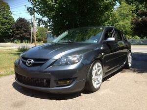 2008.5 Mazdaspeed 3 Turbo